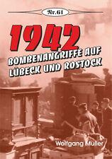 Deutsche Gesch. * 1942 - Bombenangriff aug Lübeck und Rostock, Nr. 61