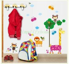 Nursery Jungle Unbranded Wall Stickers