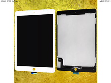 touch screen vetro + lcd display Apple Ipad 6 Air 2 A1566 A1567 BIANCO