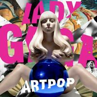 Lady Gaga - Artpop - New Vinyl 2LP + MP3