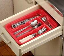 1pc x Kitchen Cabinet Cutlery Drawer Organizer Kitchenware Stationary Orgainizer