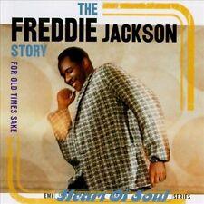 FREDDIE JACKSON - For Old Times Sake: The Freddie Jackson Story -CD-NEW