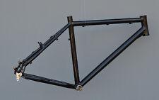 "Offroad Comp Mountainbike Rahmen 50 cm Alu schwarz glanz 26"" Disc & V-Brake 621"