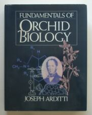 Fundamentals of Orchid Biology by Joseph Arditti (1992, Hardcover)
