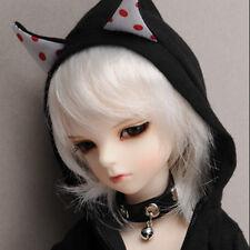 DOLLMORE 1/4 BJD Accessory MSD - Tiny Bell Choker (Black)