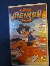 Digimon Digital Monsters Volume 1 VHS