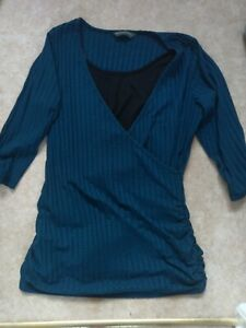 Maternity Nursing size 14 Mothercare Long Sleeve Top