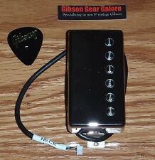 Gibson Les Paul Pickup 490R Nickel Guitar Parts SG Humbucker Neck Quick Connect