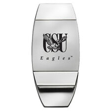 Coppin State University  - Two-Toned Money Clip