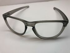 Oakley Sliver 9342-03 Sunglasses Frames Matte Grey Ink 57/17 W/Gunmetal Icons