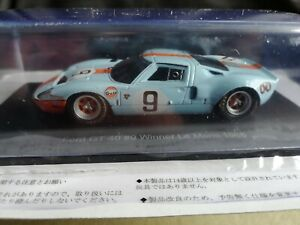Sparks Le MANS 1968 WINNER Ford GT40 1:43 SCALE. NEW.