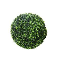 50cm Artificial Plastic Grass Ball Indoor Outdoor Topiary Plant Garden Decoratio