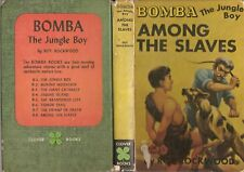 BOMBA THE JUNGLE BOY AMONG THE SLAVES, Clover Edition B8