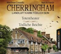 CHERRINGHAM-FOLGE 9 & 10 - COSTELLO,MATTHEW  6 CD NEW