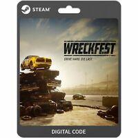 Wreckfest Steam PC Global Digital Key