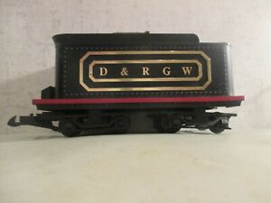 kalamazoo g scale  D&RGW TENDER IN EXCELLENT CONDITION