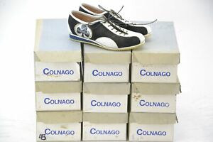 Colnago classic touring cycling shoes - Black and White edition
