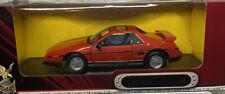 Road Signature 1/18 Scale 1985 Pontiac Fiero GT Mint In Box