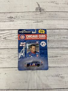 Venturini Motorsports Chicago Cubs 1:64 Scale Toy Car #25