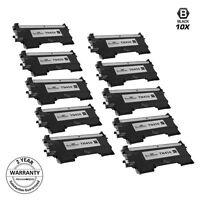 10pk for Brother TN450 High Yield Black Toner Cartridge 2270DW MFC-7360N HL-2240