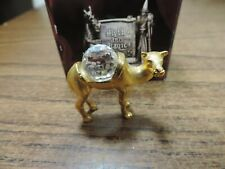 Camel Figure with crystal ball hump