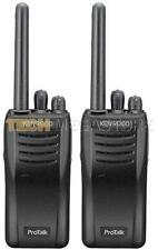 NEUF Kenwood Protalk TK-3501T PACK DOUBLE PMR446 Talkie Walkie Radio