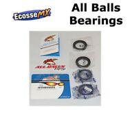 Kit de Cojinetes Rueda Delantera KTM Sxf / EXC / XC125-450 2010-2012 Motocross
