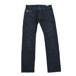 Diesel SAFADO 008Z8 mens blue jeans size 30W 32L