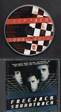 FREEJACK Soundtrack 1992 CD Jesus & Mary Chain Ministry Scorpions Jane Child