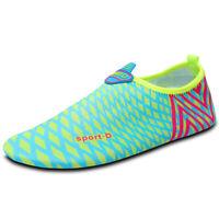 Schwimmschuhe Wasserschuhe Aqua Strandschuhe Surf Sock Badeschuhe Schuhe Laufen