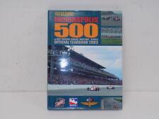 AutoCourse Indianapolis 500 2003   book