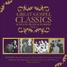 Great Gospel Classics: Songs of Praise & Worship, Vol. 4 - Damaged Case