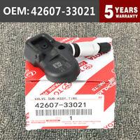 Set of 1 TPMS TIRE PRESSURE SENSOR Genuine For Toyota Scion Lexus OEM 4260733021