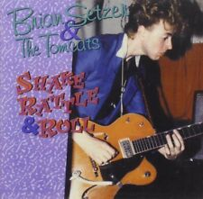 CD - Brian Setzer & The Tomcats - Early Live Recordings - Shake Rattle And Roll
