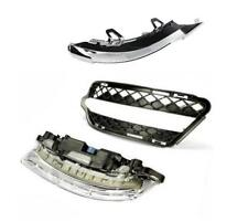 1 SET Right side Fog Light&Trim Cover Grille &Trim Molding For Mercedes W221 S35