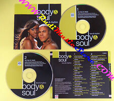 CD COMPILATION Body & Soul LOVE & RHYTHM TL BAS/07 eu 2004 no lp mc(C30)