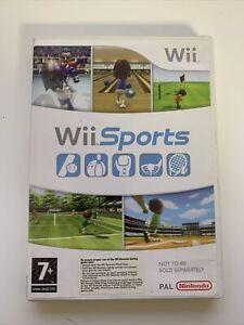 Nintendo Wii Sports Game - FREE UK P&P