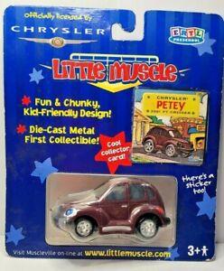 """Ertl Preschool Little Muscle - 2001 Chrysler PT Cruiser """"Petey"""""""