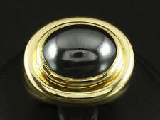 Tiffany & Co Hämatit von Ring Paloma Picasso   22,5g 750/- Gelbgold