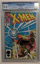 Uncanny X-Men 221 CGC 9.4 1st Appearance of Mr. Sinister!