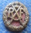 ROYAL LONDON GREAT BRITAIN FUSILLIERS REGIMENT WW I ARMY RARE MEDAL BADGE