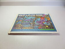 What's In the Dark? by Carl Memling vintage 1971 hardcover for children