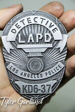 New! Blade Runner 2049 Officer K Cold Cast Badge