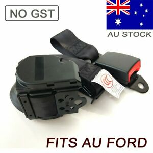 For Ford Cars 3 Point Universal Extender Safety Seat Belt Strap Top Retractable