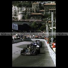 #pha.010348 Photo RONNIE PETERSON LOTUS-FORD GP F1 1973 GRAND PRIX MONACO Auto