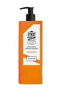 NEW!! Fonex After Shave Cream Cologne 375ml  very nice mandarin scent