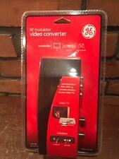 Genuine GE (37631) Audio / Video Modulator Box & Power Converter Kit