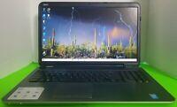 Dell Inspiron 17R 5737 Intel i3-4010U 1.70 GHz 16 Gb Ram 500Gb Hdd Win10 Home