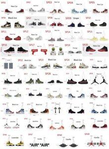 Sneaker Air Freshener Jordan Nike Adidas Yeezy Supreme New Shoe Car (49 Models)