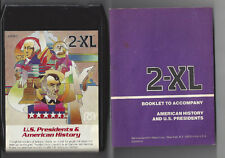 Mego 2Xl Talking Robot 8 Track Tape Us Presidents And American History W Booklet